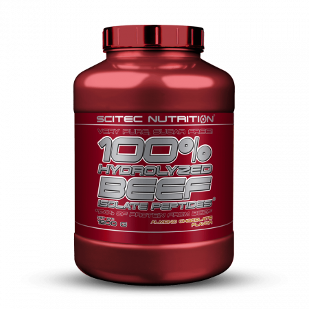 Scitec Nutrition 100 Hydrolized Beef Isolate Peptides 900 g vanilla delight