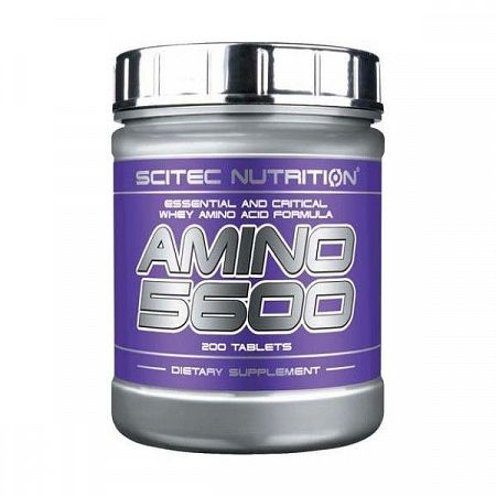 Scitec Nutrition Amino 5600 500 tab unflavored
