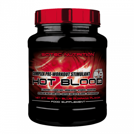 Scitec Nutrition Hot Blood 3.0 820 g pink lemonade