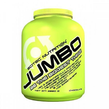 Scitec Nutrition Jumbo 2860 g chocolate