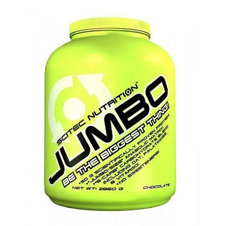 Scitec Nutrition Jumbo 2860 g vanilla