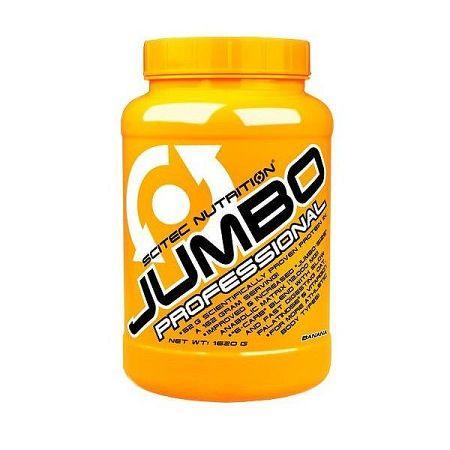 Scitec Nutrition Jumbo Profesional 3240 g banana