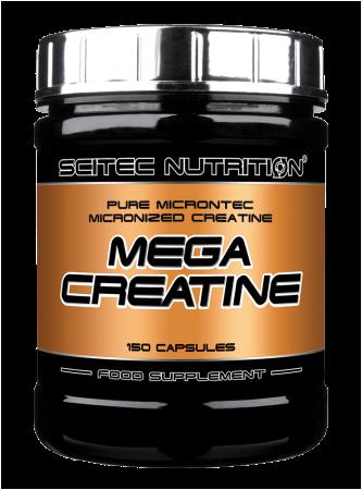 Scitec Nutrition Mega Creatine 150 tabliet