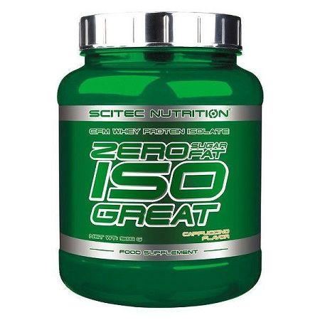 Scitec Nutrition Zero Sugar Fat Isogreat 900 g vanilla very berry