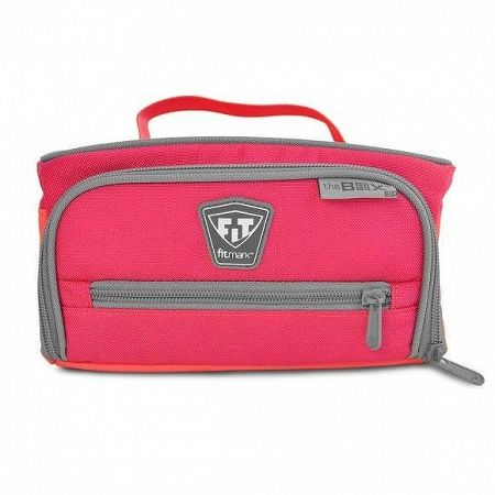 Taška na jedlo The BOX SM Pink - Fitmark