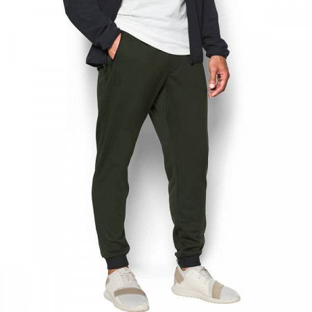 Under Armour Sportstyle Tricot Jogger Green green M